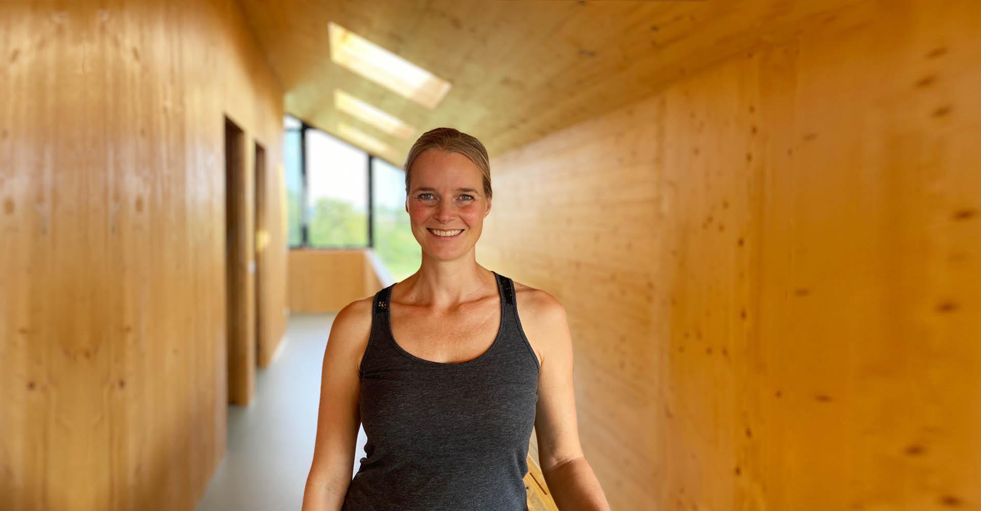 Ik ben Wendy van Slooten-Guldemond, voetreflexmasseur in Delft